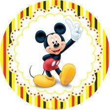 Resultado De Imagen Para Adesivos Do Mickey Para Pirulitos De
