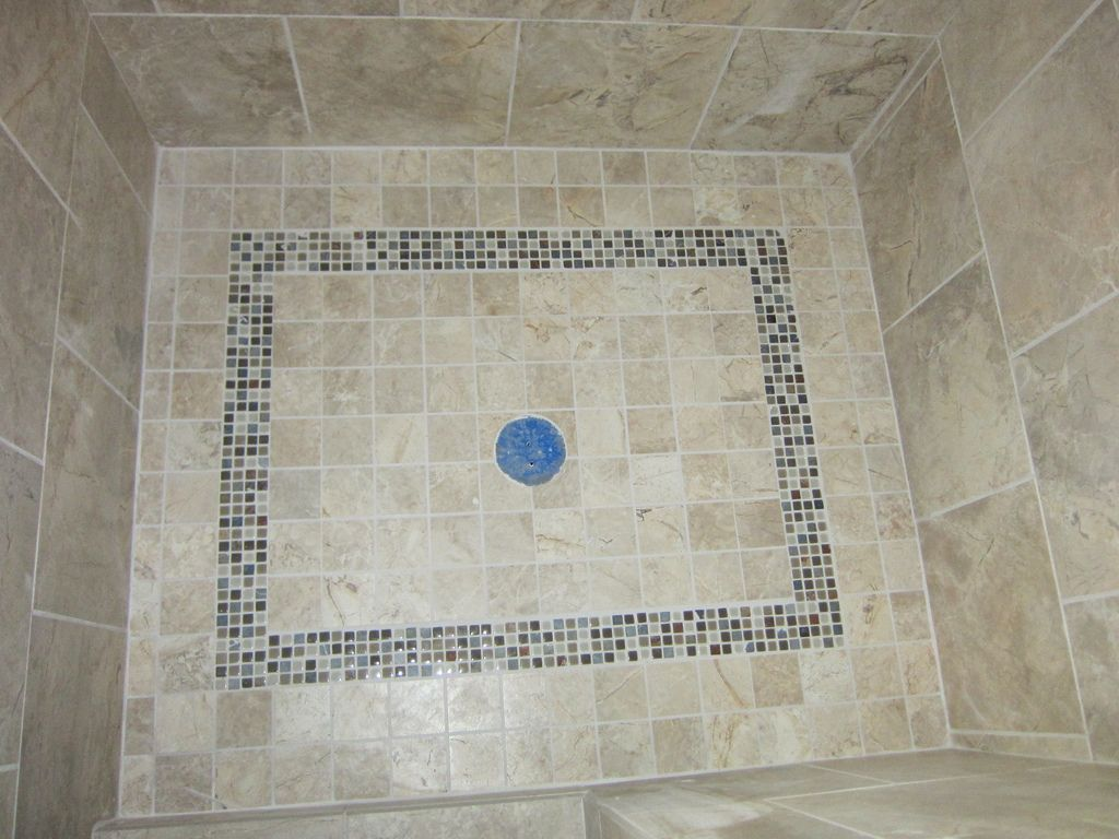 How To Slope A Shower Floor With Mortar Shower Floor Tile