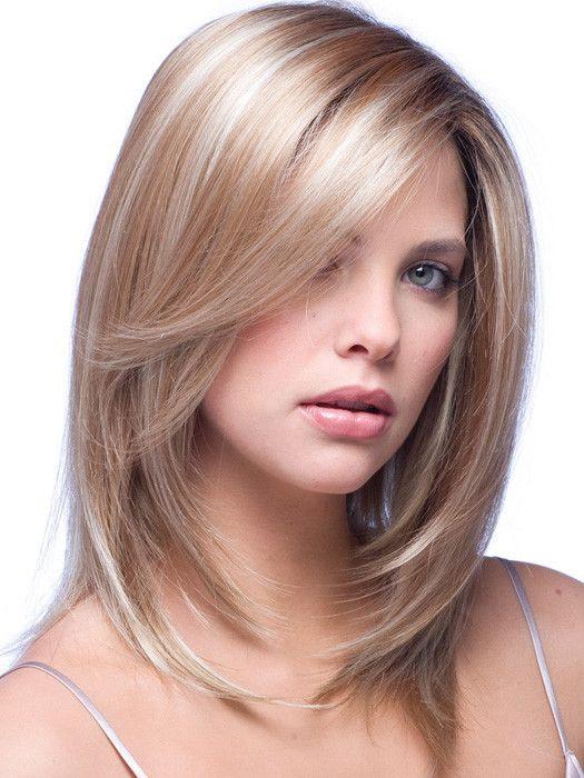 Photo of Milan | Synthetic Hair Topper (Full Mono)