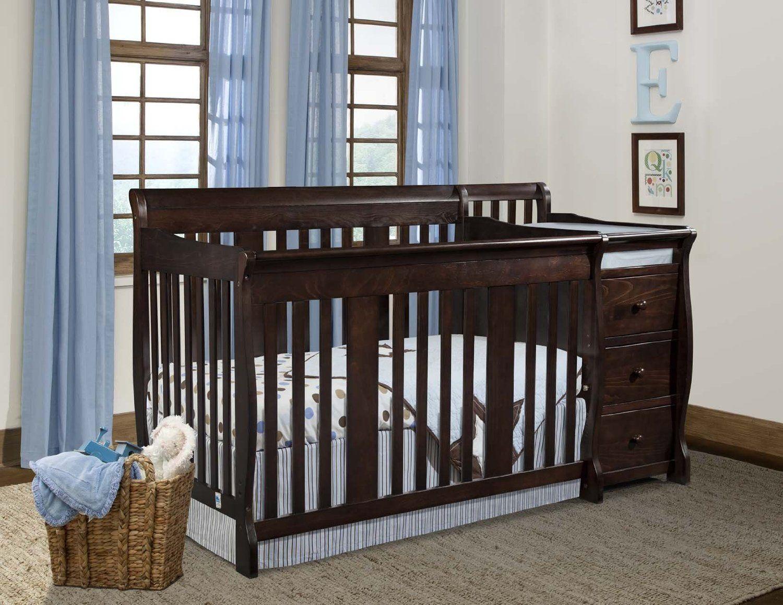 best baby convertible amazon canton dp crib in cherry delta children cribs espresso com
