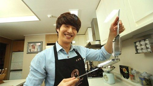 Son Ho Young To Have His Own Cooking Show Son Ho Young S Asian Cook Cooking Show Korean Music Asian