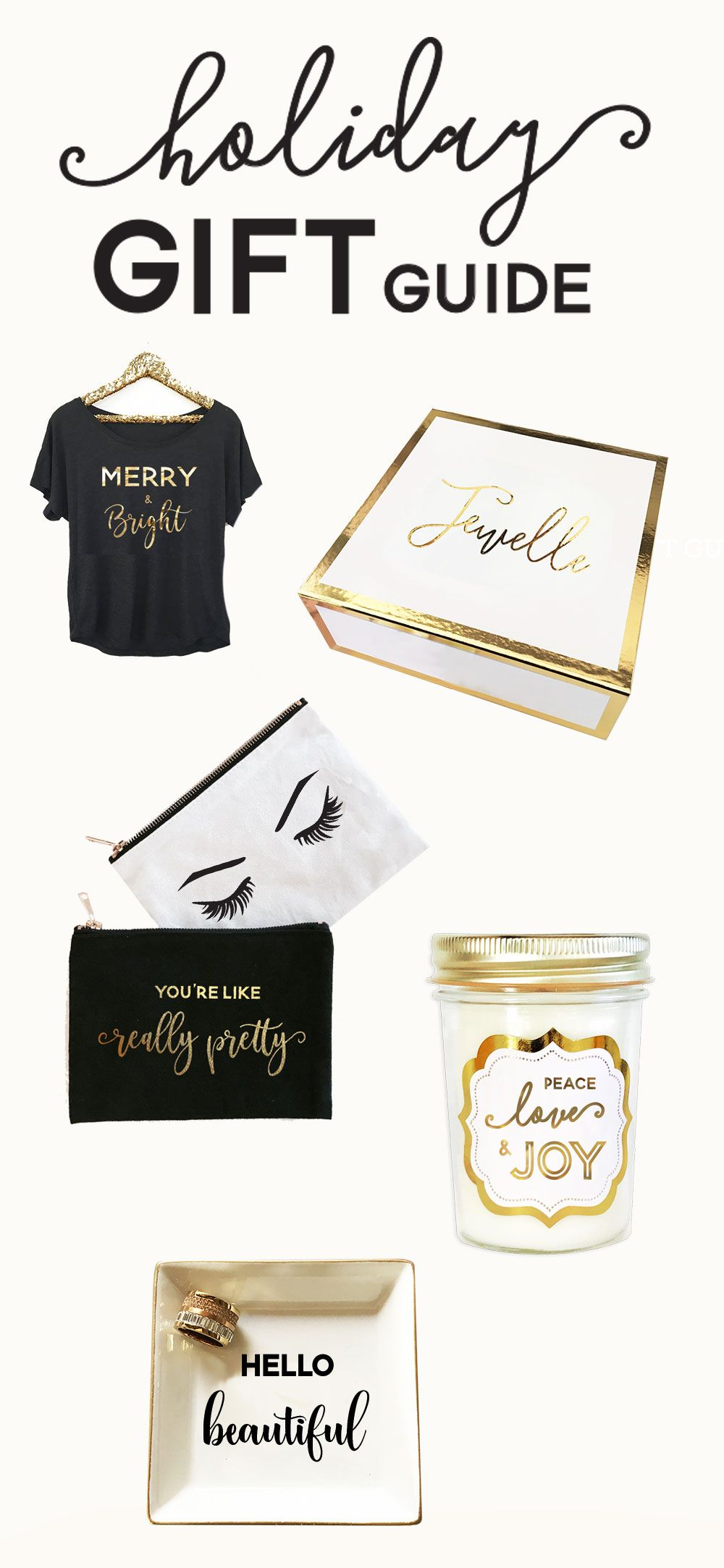 Holiday Gifts for Her | Christmas Gifts for Her | Inexpensive ...
