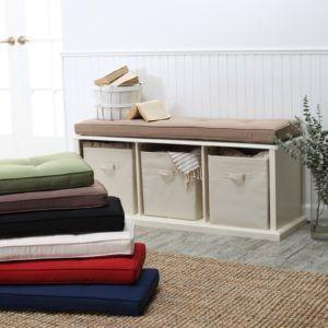 36 Inch Storage Bench Seat Httptheviralmeshcom Pinterest