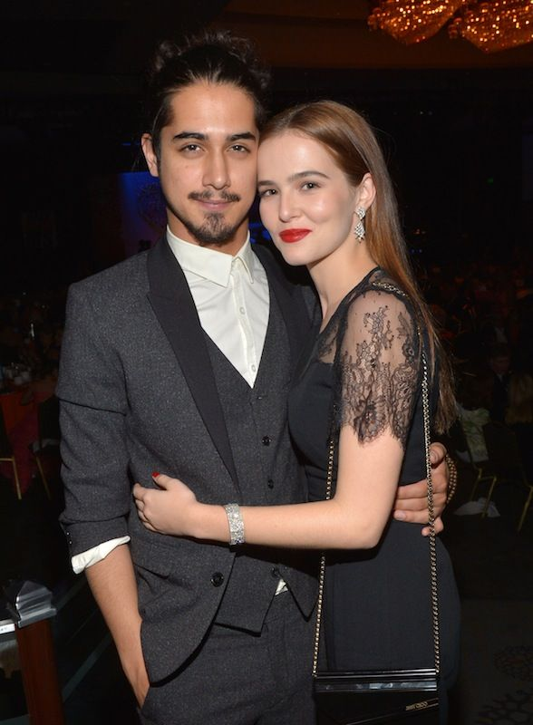 How Did This Cute Couple Meet Zoey Deutch Avan Jogia