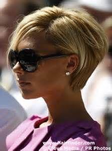 Victoria Beckham Trendy Hairstyle Short Hair Styles Hair Styles Victoria Beckham Hair