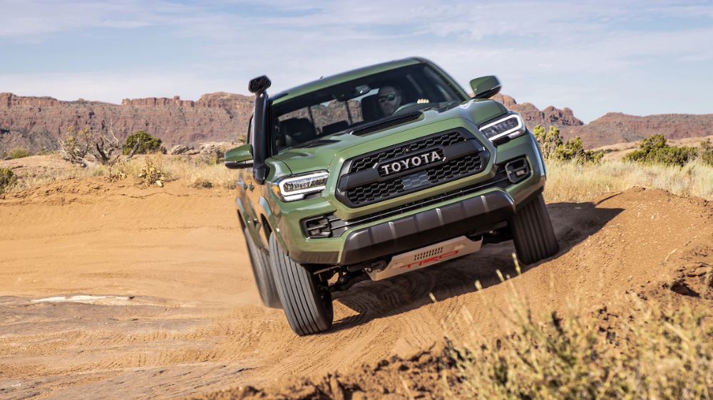 2020 Toyota Tacoma Trd Pro Review What S Improved What S Not Toyota Tacoma Trd Pro Toyota Tacoma Trd Toyota Tacoma
