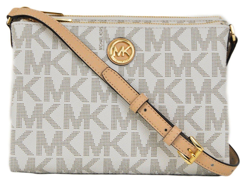 Michael Kors Signature Fulton EW Crossbody Bag *** Wow! I love this.