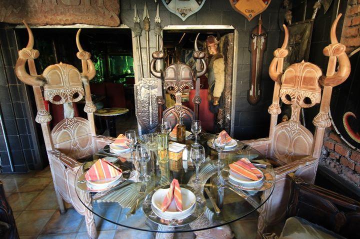 Los Vikingos Restaurant, Santiago de Chile - Seriously??! Very ...