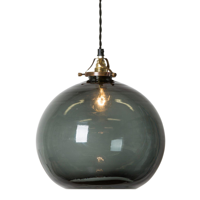 Hope pendel fra Watt & Veke. En flot og stilren lampeskærm som er ...