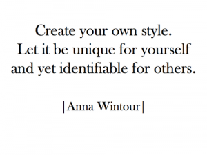Read more #style #quotes on petitestyleonline.com