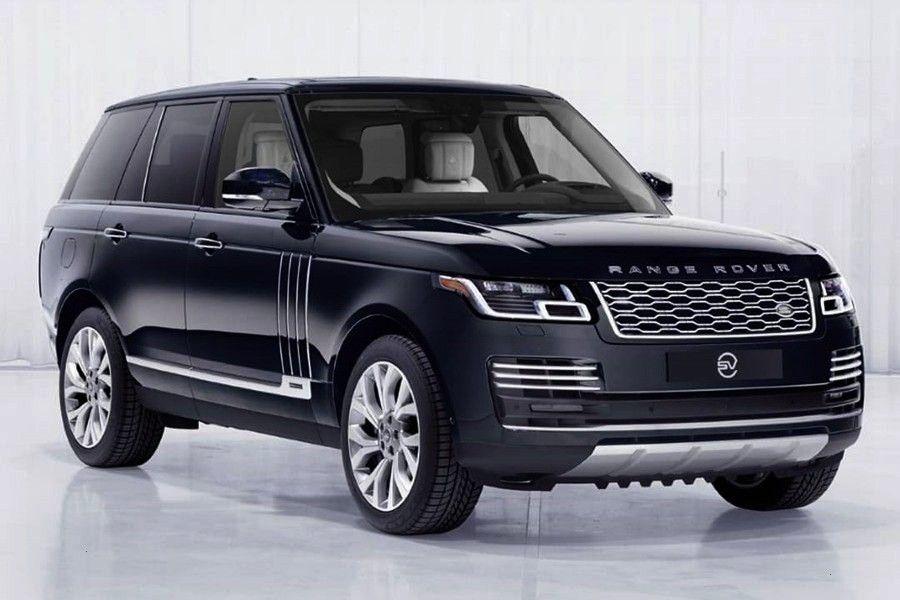 Astronaut Unveiled Version Edition Rover Range Vary 2020vary Rover Astronaut Version 2020 Unveiledvary Rov Land Rover Defender Range Rover Oto Kiralama