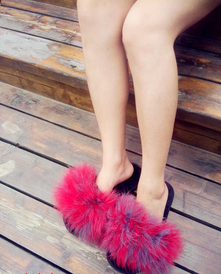 061b379a644467 Pin by Wolfgang Wulfmann on fluffy slippers