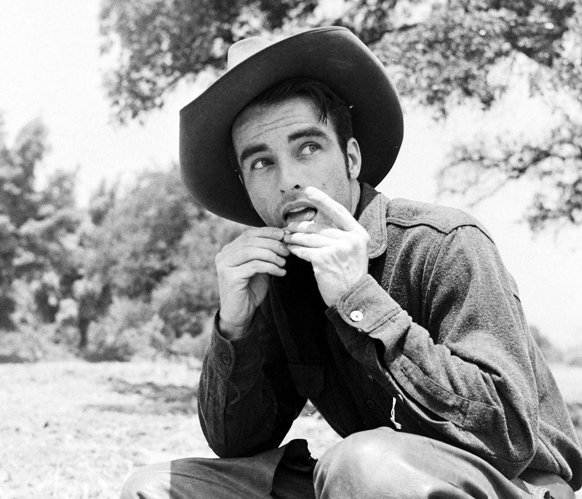 """Montgomery Clift en """"Río Rojo"""", 1948"""