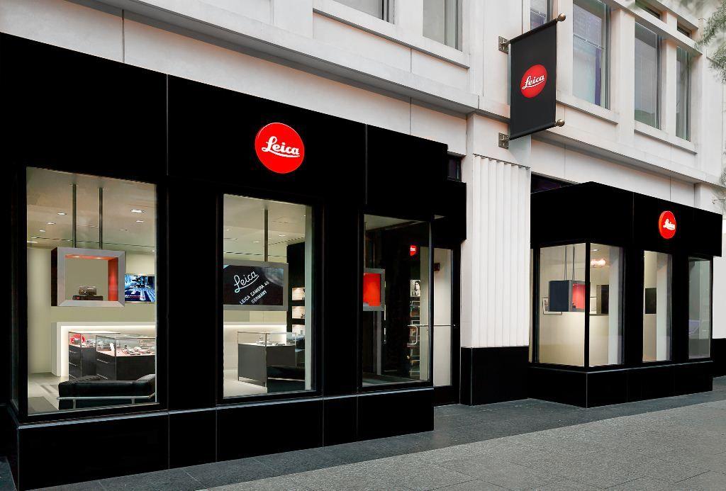 Leica Camera Store Officially Open (977 F St NW) | Penn Quarter ...