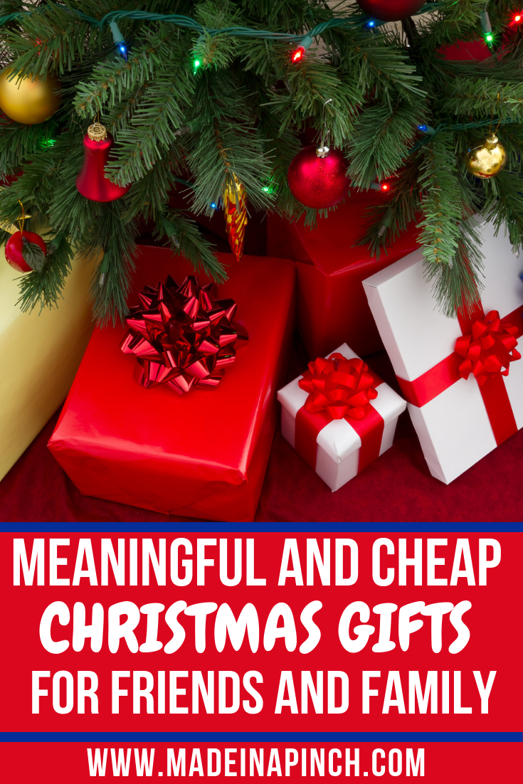 10 Meaningful and Affordable Christmas Gift Ideas | holidays and ...
