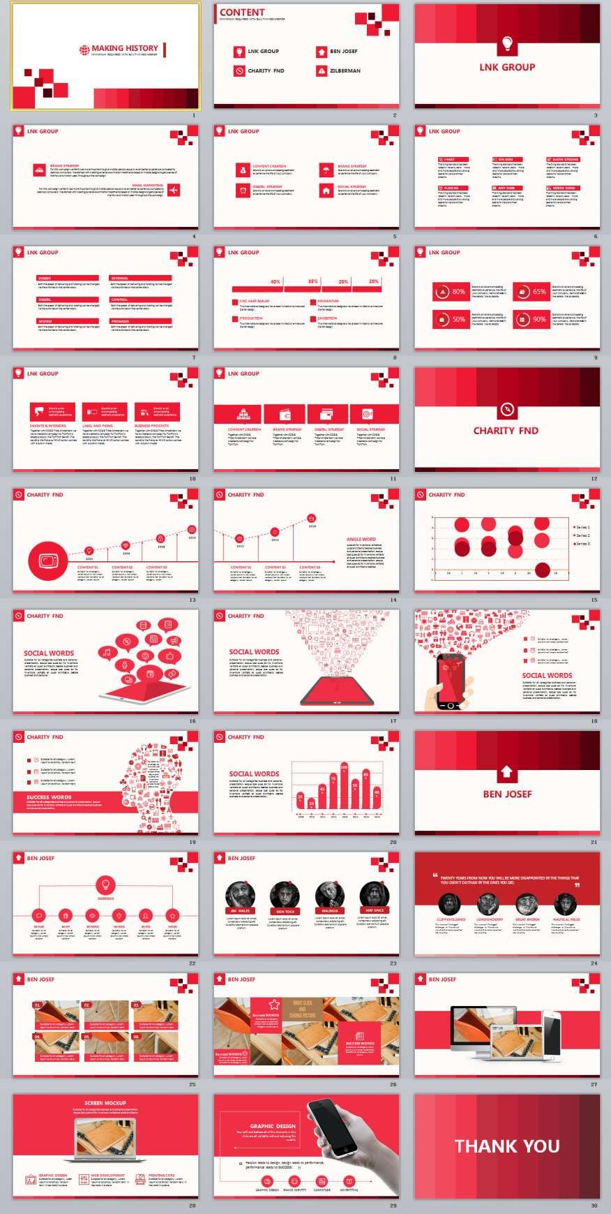 30 business powerpoint presentation template 2018 business 30 business powerpoint presentation template toneelgroepblik Gallery