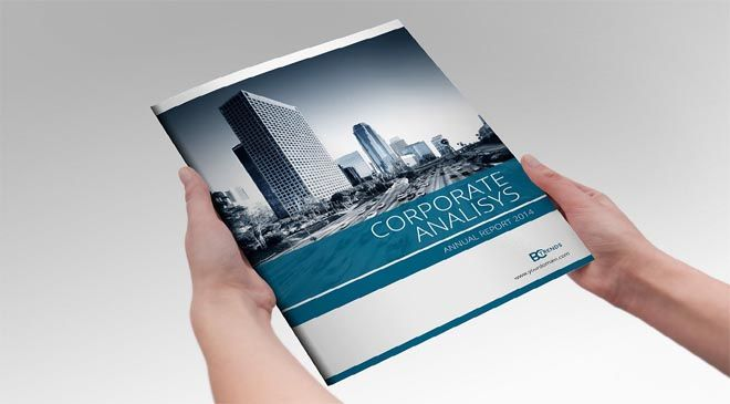Free Business Brochure Photoshop Design Templates Brochure design