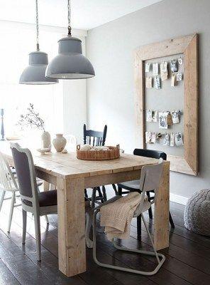 Tavolo da cucina rustico in legno massello   sconto 25%  