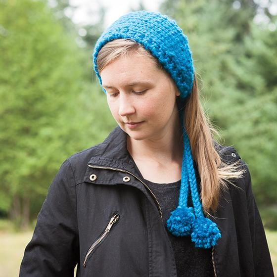 Ski Bunny Headband (free knit pattern) | If I ever learn to knit ...