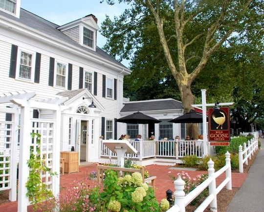 Wild Goose Tavern In Chatham Ma Travel Summer Fall