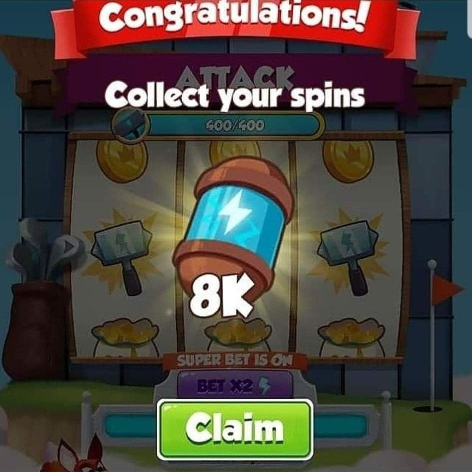 coin master daily spins