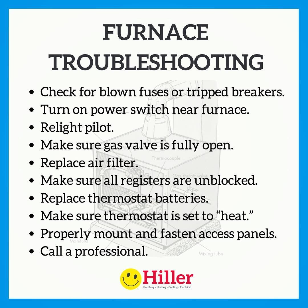 Its getting cold outside if your furnace fails or