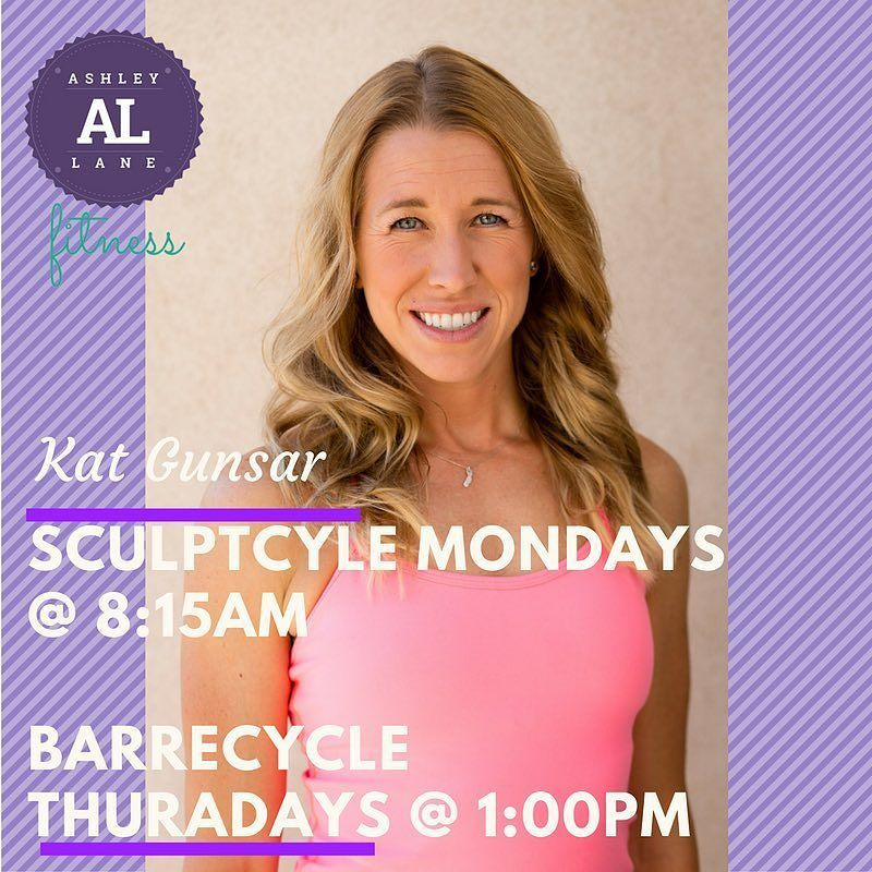 Start 2017 off right with SculptCycle at 8:15am with @katgunsur tomorrow