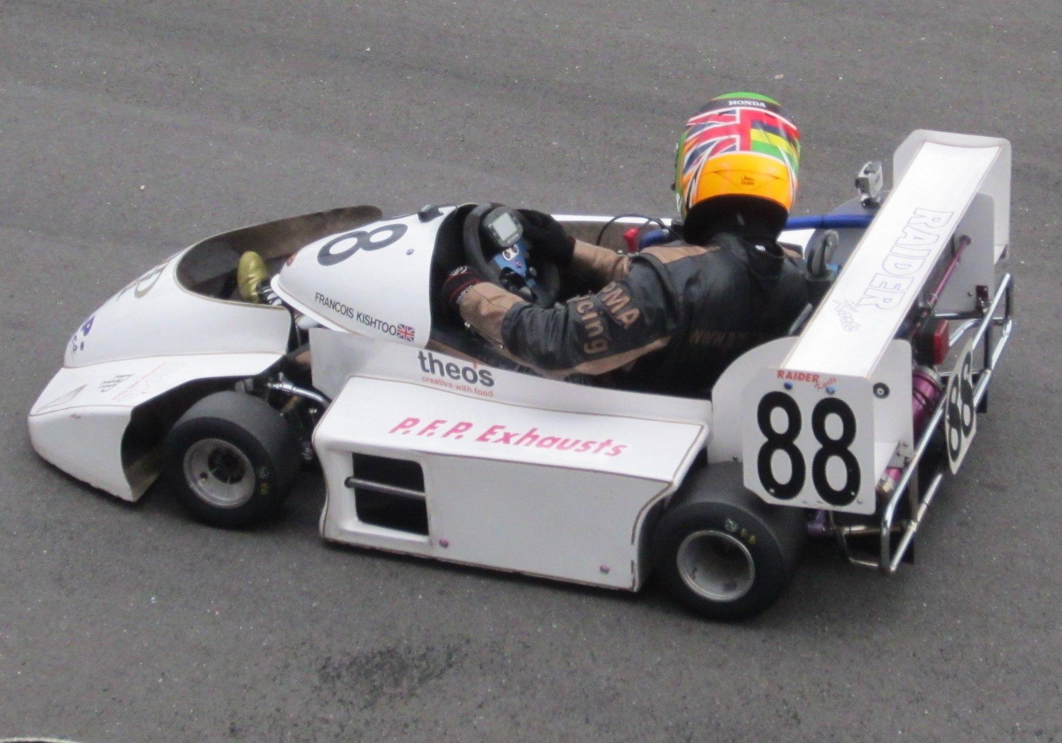 Raider / Honda (F250) (MSA)   super karts   Drift trike, Go kart
