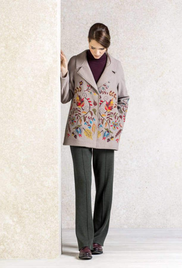 Indulge yourself with this endlessly versatile jacket that promises to keep on…