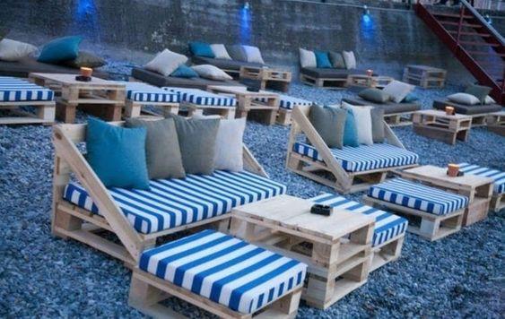 Photo of DIY: Faire ses meubles en palettes – Artsdeco.org