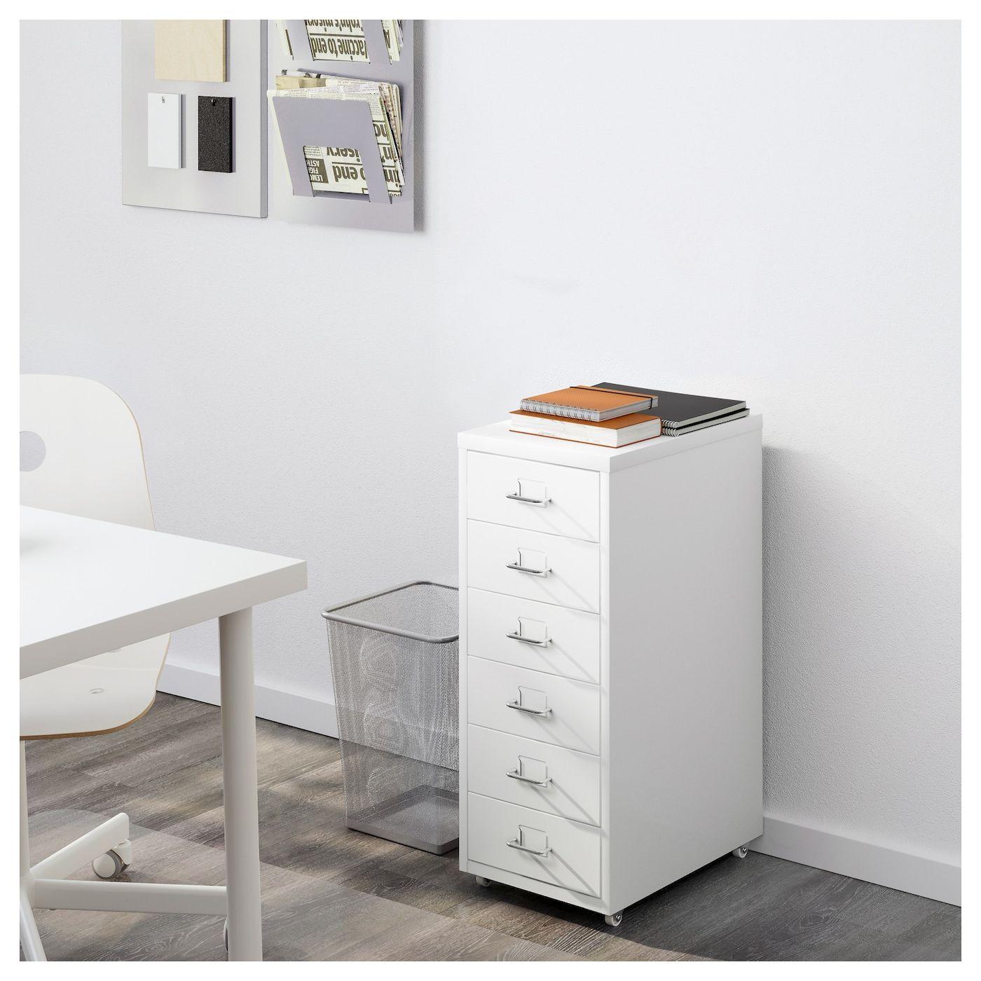 Helmer Cassettiera Con Rotelle.Helmer Cassettiera Con Rotelle Bianco 28x69 Cm Ikea It Drawer Unit Ikea Drawers