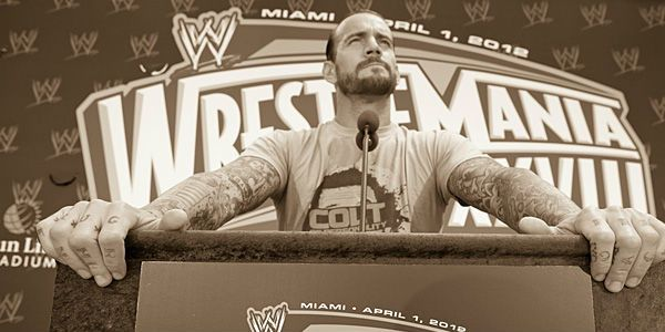 10 Things CM Punk Could Have Done At WrestleMania 31