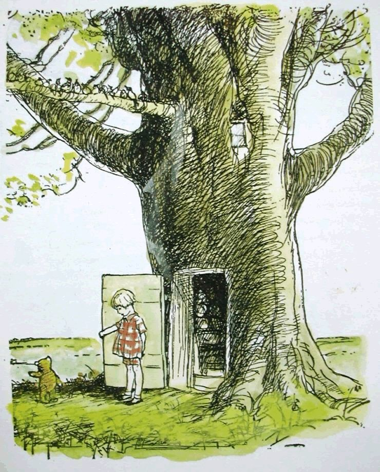 Door To Hundred Acre Wood Winnie The Pooh Pictures Winnie The Pooh Winnie The Pooh Friends