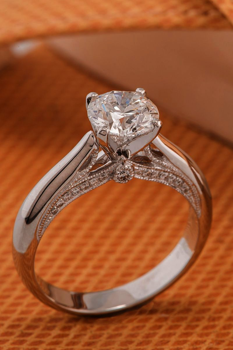 Ashes Into Jewellery Near Me Time Jewellery Store Ontario Classic Engagement Rings Cathedral Engagement Rings Platinum Diamond Engagement Rings