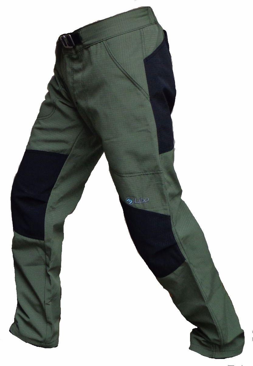 comprar precio razonable últimos diseños diversificados Pantalon Libo Climb Ripstop Trekking Camping Reforzado Cuota ...