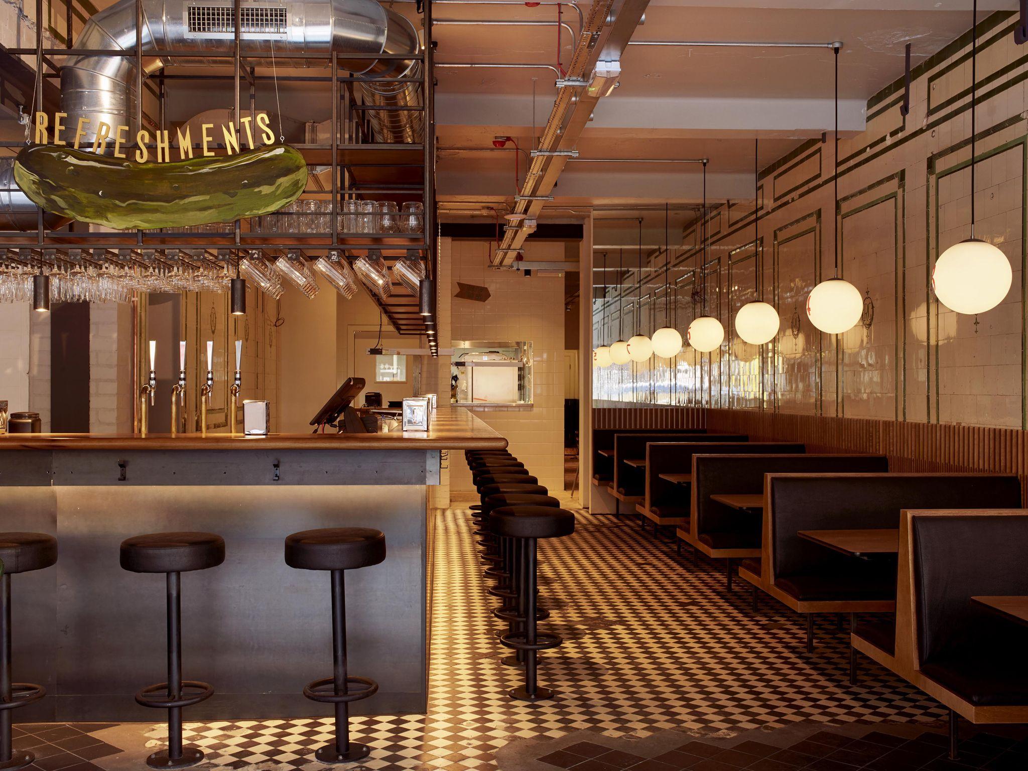 Londons naked restaurant The Bunyadi opens June 11