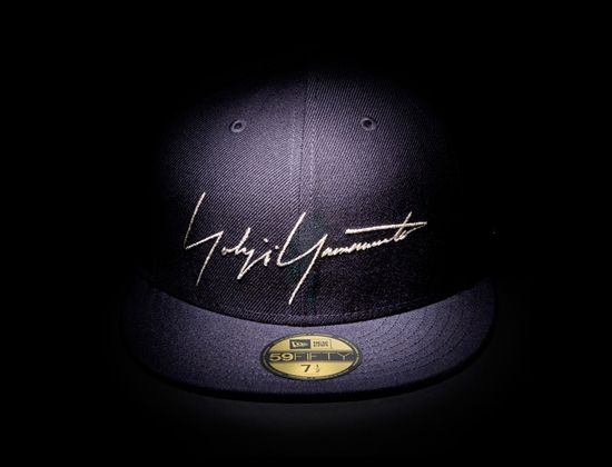 e9e58c06b41 YOHJI YAMAMOTO x NEW ERA JAPAN「Limited Edition」59Fifty Fitted Cap ...