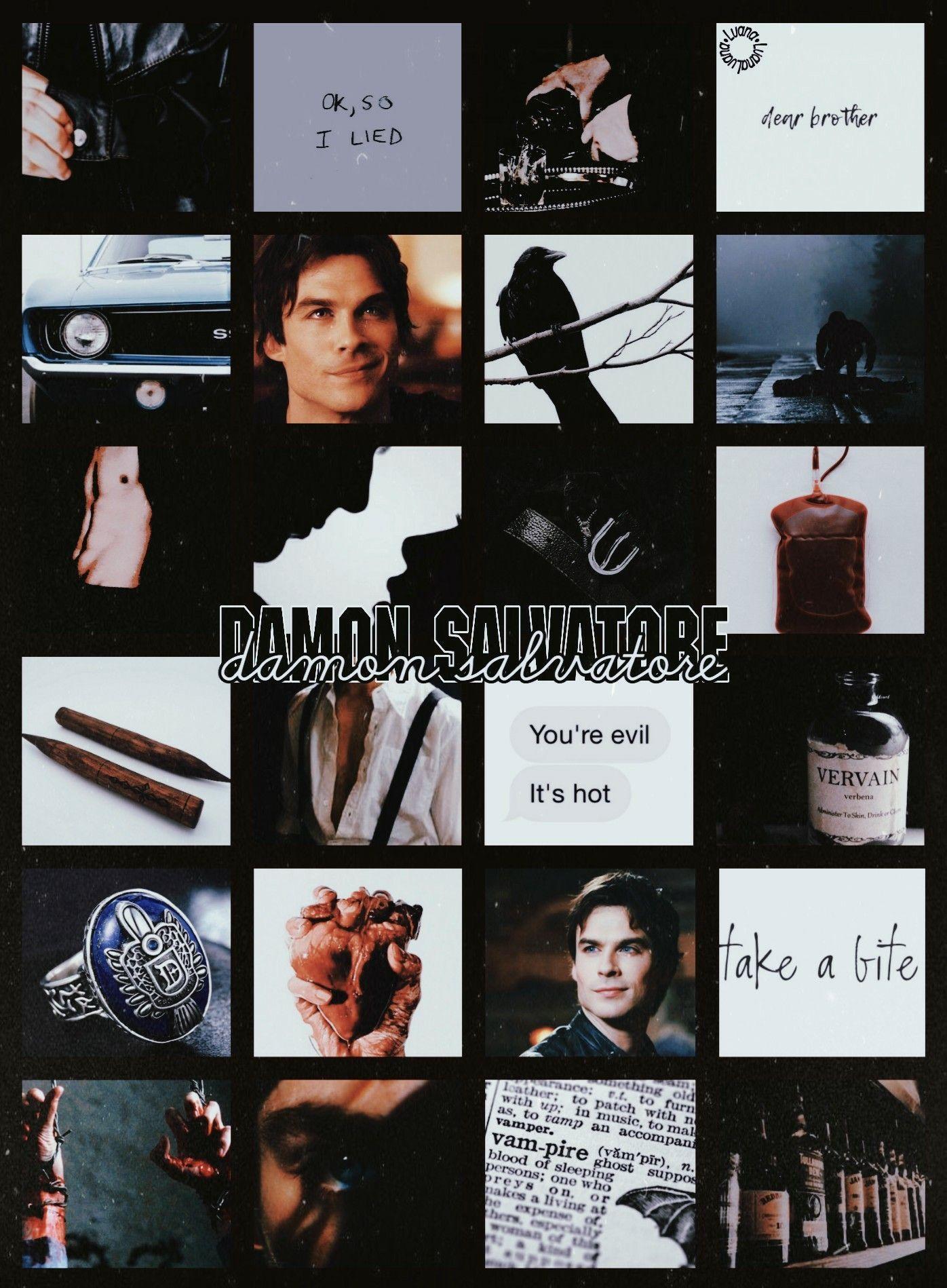 Aesthetic 2 0 Damon Salvatore The Vampire Diaries Damon Salvatore Vampire Diaries Vampire Diaries Wallpaper Vampire Diaries Damon