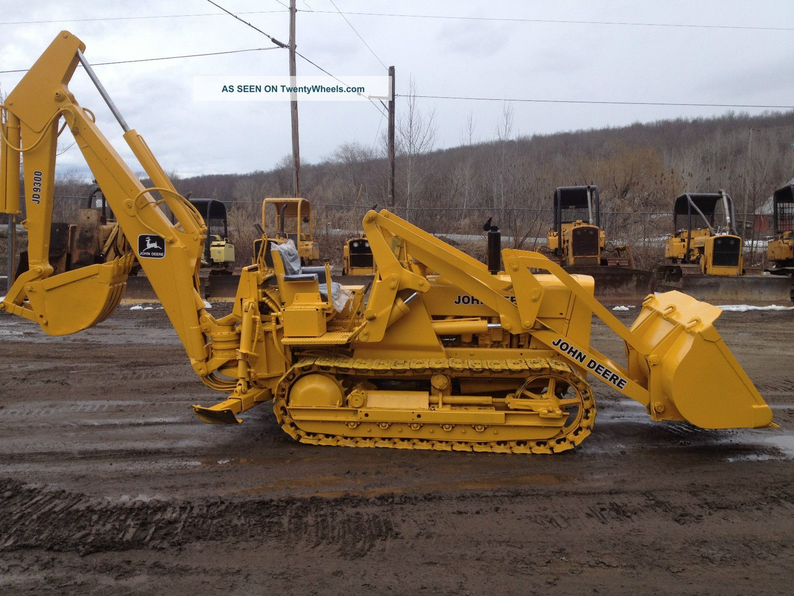 BOUNDARY builds replacement parts for bulldozers made by