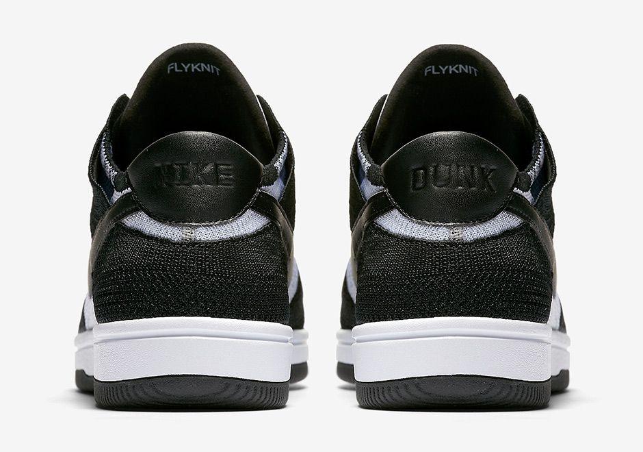 1ece74b80a1 Nike Dunk Low Flyknit 917746-001 917746-100 917746-400 917746-600 ...