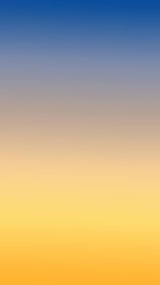 iPhone wallpaper ombre blue yellow  Wallpapers!