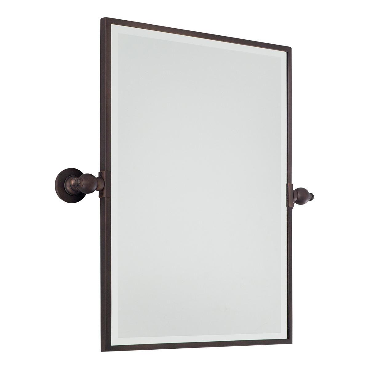 Rectangular Tilt Bathroom Mirror Kichy Design Pinterest