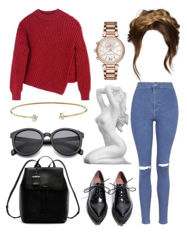 """dollar bills and tears keep falling down her face, she'll never walk away..."" by kellymckgreen ❤ liked on Polyvore featuring мода, Sportmax, Jeffrey Campbell, Topshop, DKNY, Michael Kors и Kothari"