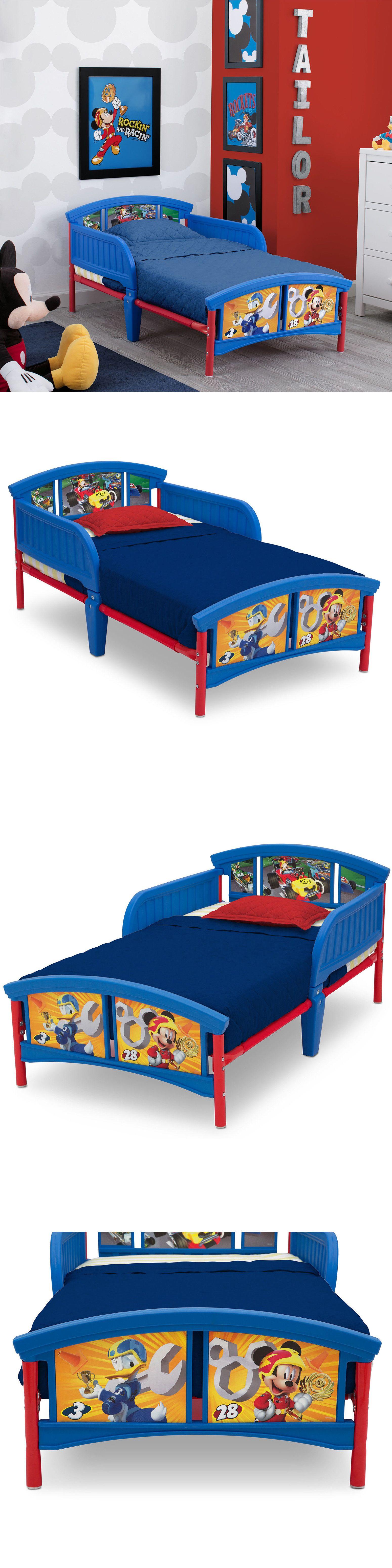 Bedroom Furniture 66742 Disney Mickey Mouse Plastic Steel Toddler