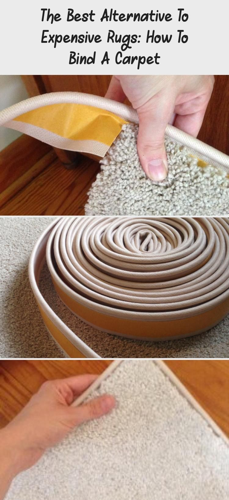 The Best Alternative to Expensive Carpets Binding a