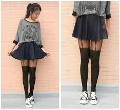 skirt outfits tumblr ile ilgili görsel sonucu