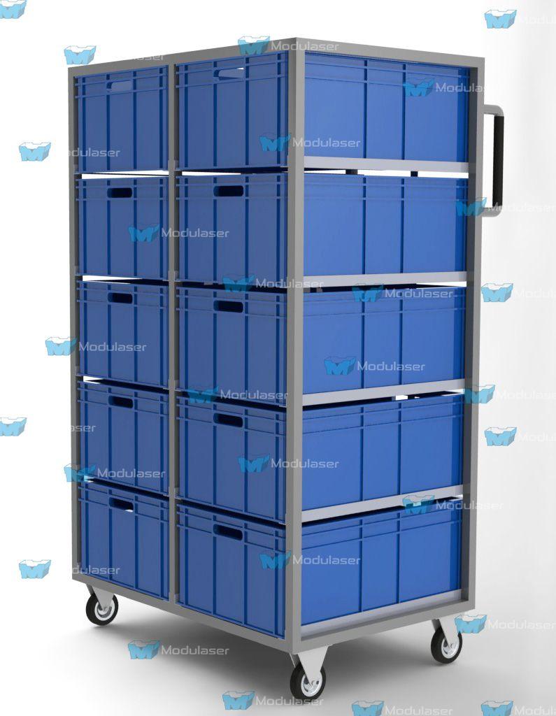 Muebles Canasteros Ideales Para Organizar Almacenar Y  # Organizar Muebles