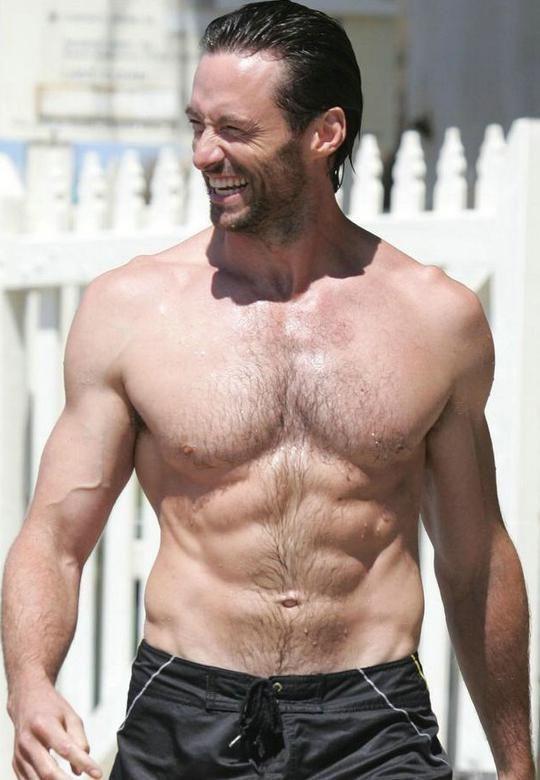 Hugh Jackman In Real Steel Come On Pretty Men Hugh Jackman Jackman