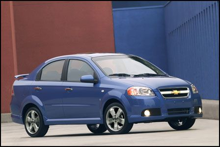 Chevrolet Aveo 14 Lt Sedan Photos News Reviews Specs Car