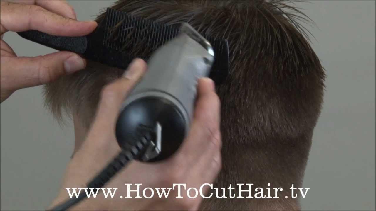 How To Blend A Fade Haircut Clipper Over Comb Scissor Over Comb